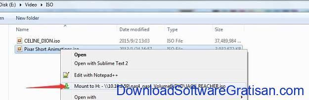 Aplikasi Mount ISO Terbaik untuk Membuat Drive CD DVD Virtual - DVDFab Virtual Drive Iso Mount