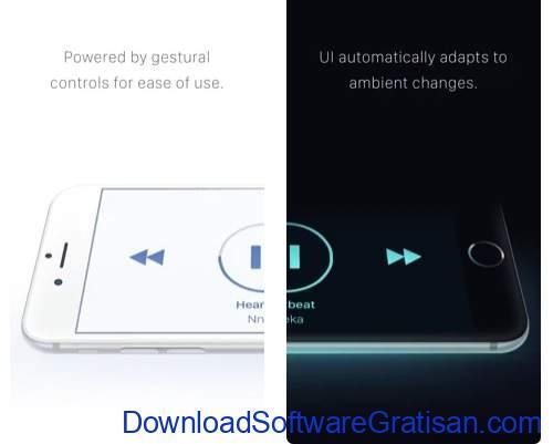 Aplikasi Musik Terbaik untuk Pengguna iPhone - ARIIA 2