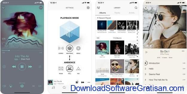 Aplikasi Musik Terbaik untuk Pengguna iPhone - ARIIA