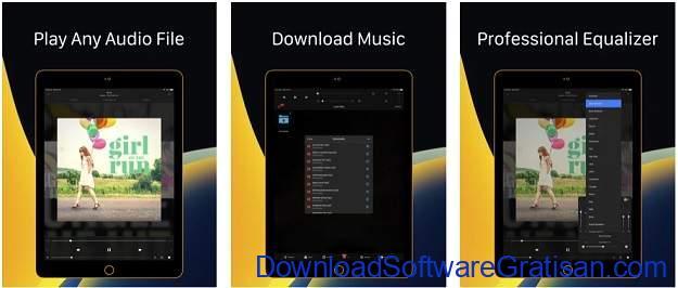Aplikasi Musik Terbaik untuk Pengguna iPhone - Flacbox