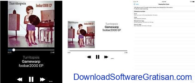 Aplikasi Musik Terbaik untuk Pengguna iPhone - Foobar