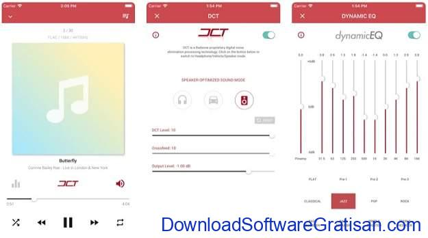 Aplikasi Musik Terbaik untuk Pengguna iPhone - Radsone Hi-Res Player