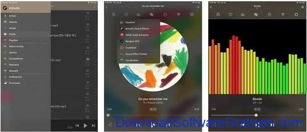 Aplikasi Musik Terbaik untuk Pengguna iPhone - jetAudio