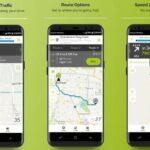Aplikasi Navigasi Peta GPS Android Gratis Terbaik MapQuest