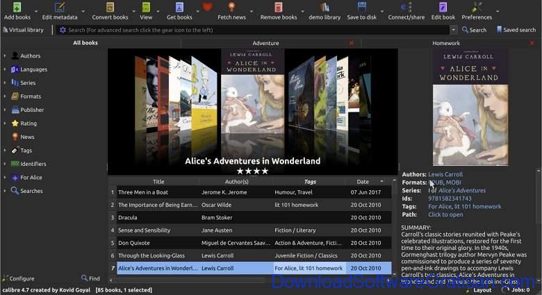 Aplikasi Office Portabel Gratis Terbaik - Calibre Portable