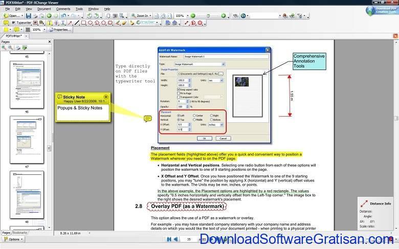 Aplikasi Office Portabel Gratis Terbaik - PDF-XChange Viewer Portable