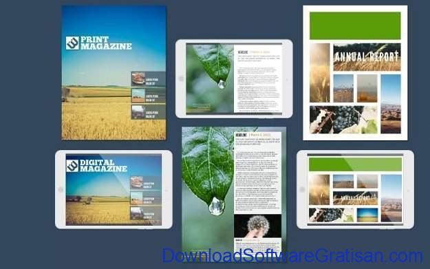 Aplikasi Online untuk Membuat Brosur Lucidpress