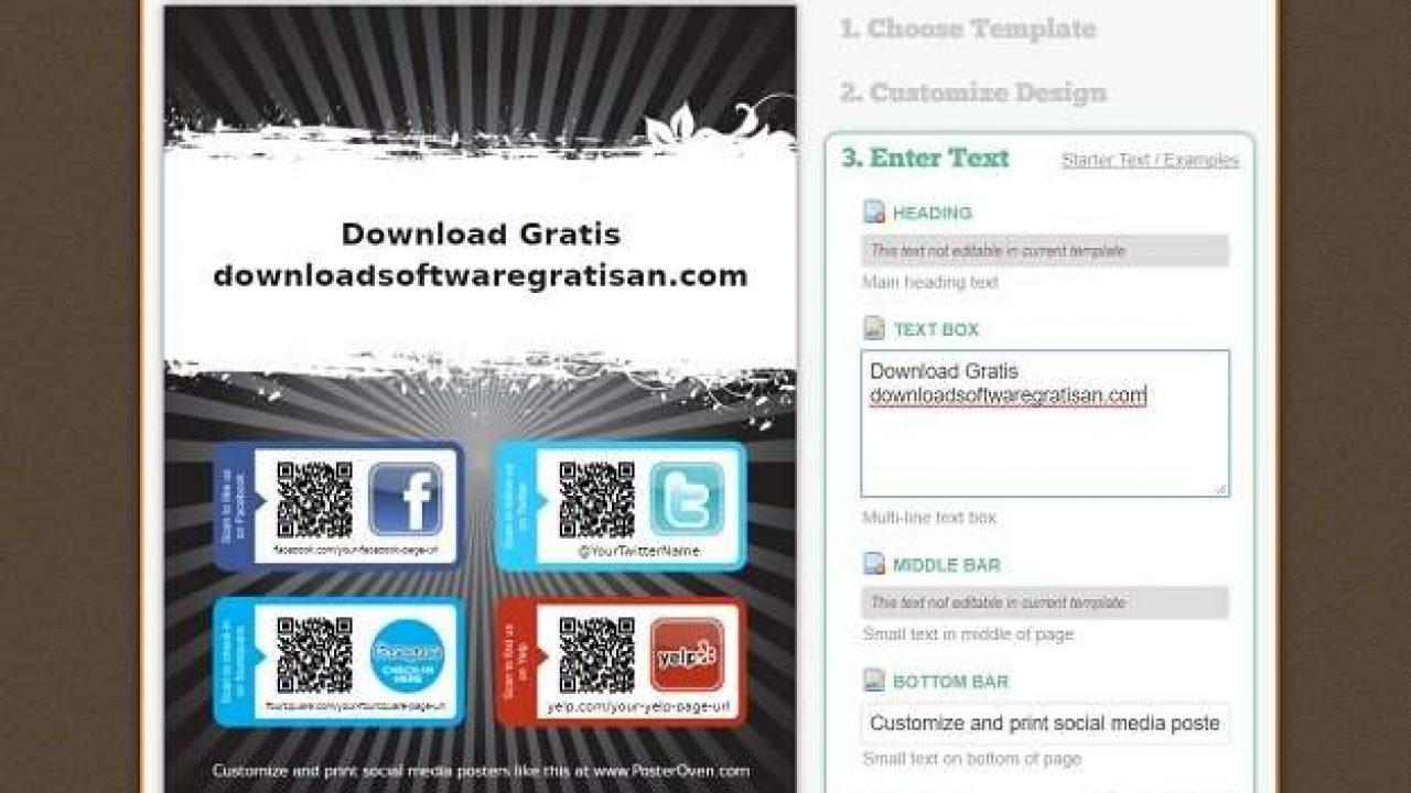 Buat Desain Banner Online - desain spanduk keren