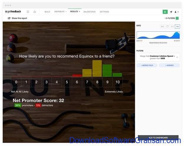 Aplikasi Online untuk Membuat Survey GetFeedback