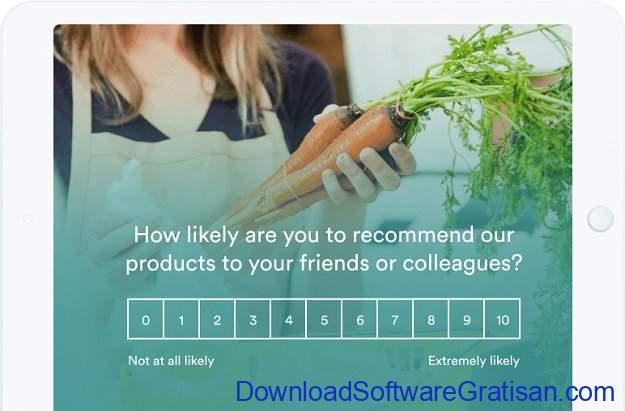 Aplikasi Online untuk Membuat Survey Honestly