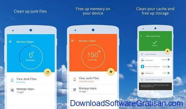 Aplikasi Pembersih Gratis Terbaik Android Norton Clean