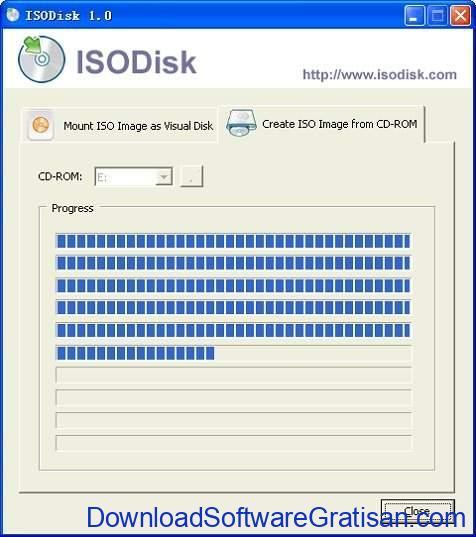 Aplikasi Pembuat ISO Gratis Terbaik ISODisk