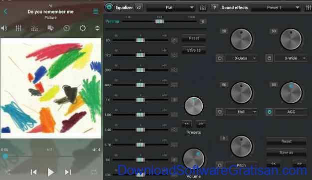 Aplikasi Pemutar Musik Terbaik untuk Android jetAudio