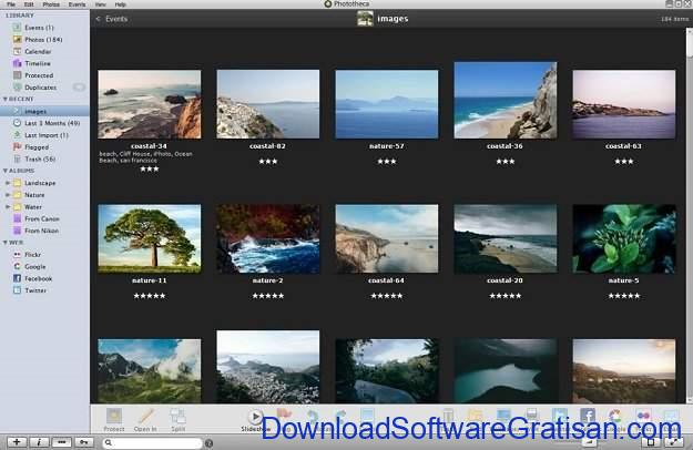 Aplikasi Penampil Foto Phototheca