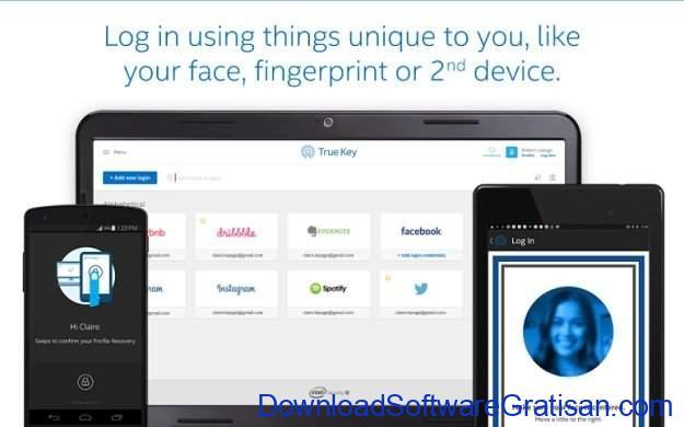 Aplikasi Pengenalan Wajah Terbaik untuk PC TrueKey