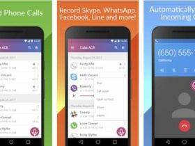Aplikasi Perekam Panggilan Terbaik - Cube Call Recorder