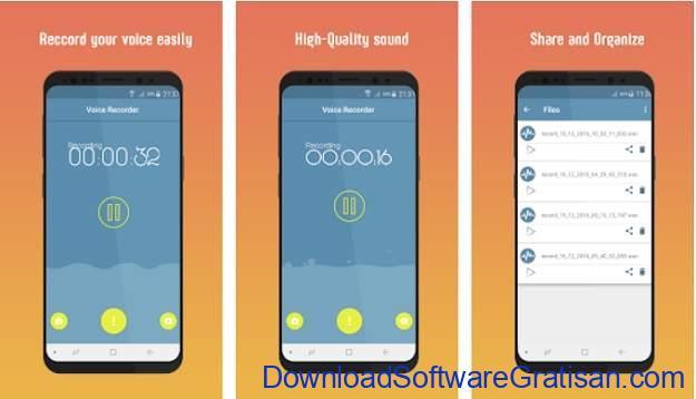Aplikasi Perekam Panggilan Terbaik - Smart Voice Recorder