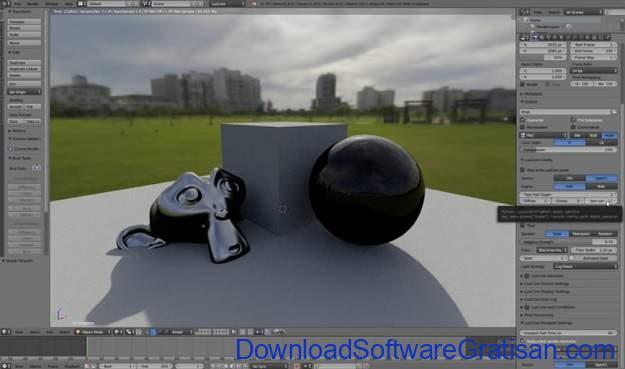 Aplikasi Rendering Gratis Terbaik untuk Seniman CG LuxRender