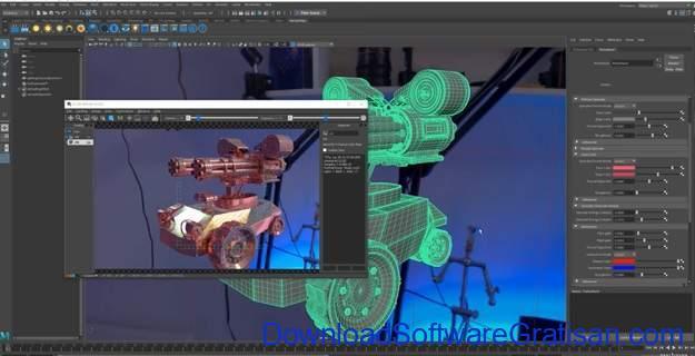 Aplikasi Rendering Gratis Terbaik untuk Seniman CG Renderman