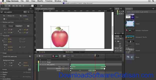 Aplikasi SVG Gratis untuk Desainer Grafis & Web Adobe Edge