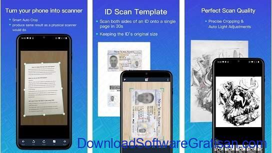 Aplikasi Scan Foto Terbaik untuk Android - CamScanner