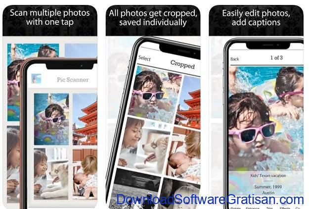 Aplikasi Scan Foto Terbaik untuk Android - Pic Scanner