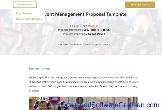 Aplikasi Terbaik untuk Membuat Proposal Nusii