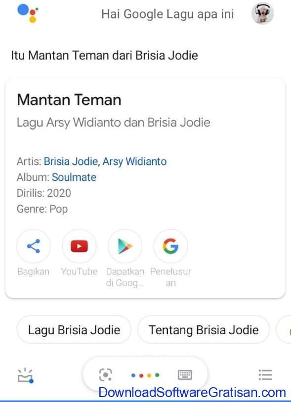 Aplikasi Terbaik untuk Mengenali Lagu - Google Assistant 2Aplikasi Terbaik untuk Mengenali Lagu - Google Assistant 2