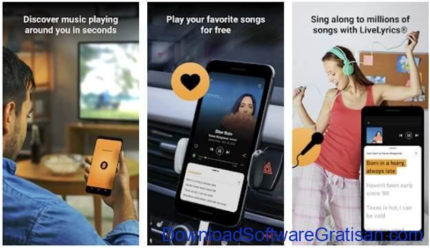 Aplikasi Terbaik untuk Mengenali Lagu - SoundHound