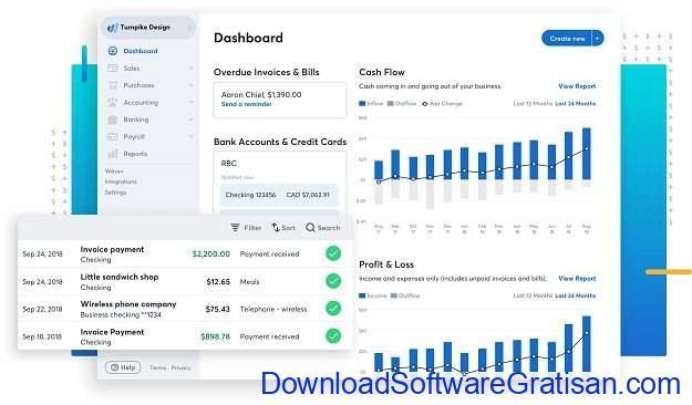 Aplikasi Terbaik untuk untuk Bisnis Kecil dan Menengah Wave Accounting