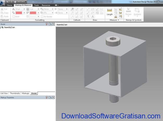 Aplikasi Untuk Melihat File AutoCAD Design Review
