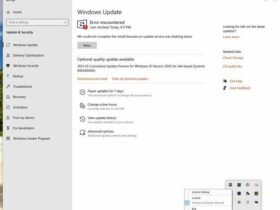 Aplikasi Untuk Memblokir Update Windows Kill-Update - Main