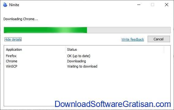 Aplikasi Update Software PC Laptop Gratis Terbaik - DownloadSoftwareGratisanCom - Ninite