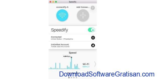 Aplikasi VPN Gratis Terbaik untuk PC Speedify