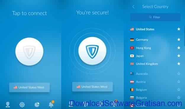 Aplikasi VPN Gratis Terbaik untuk PC ZenMate
