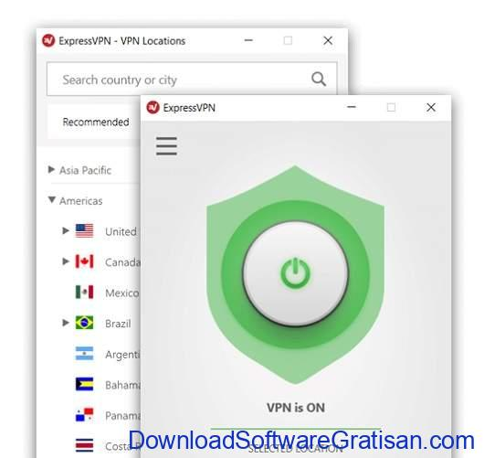 Aplikasi VPN Terbaik untuk PC ExpressVPN