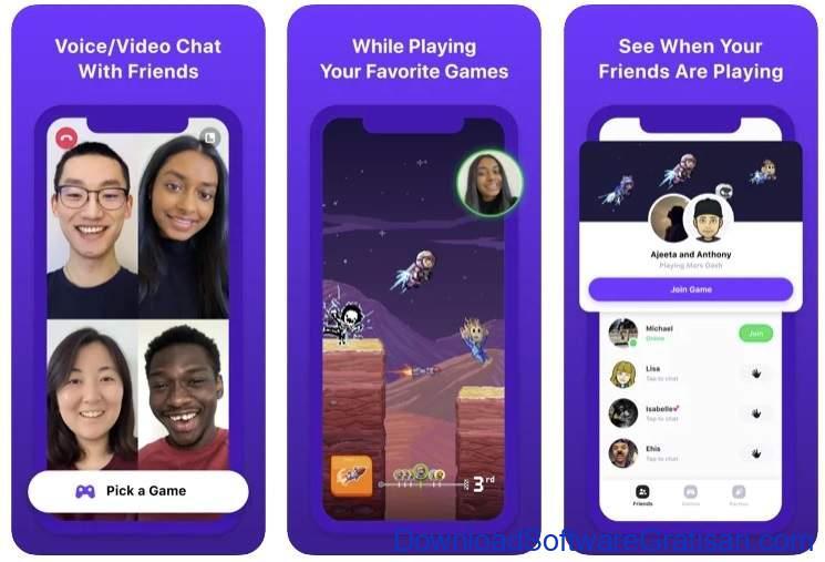 Aplikasi Video Call Gratis Terbaik - Bunch