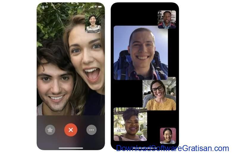 Aplikasi Video Call Gratis Terbaik - FaceTime