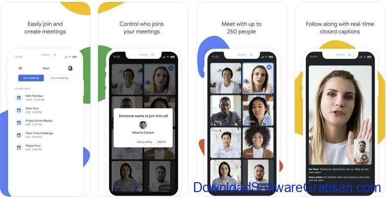 Aplikasi Video Call Gratis Terbaik - Google Meet