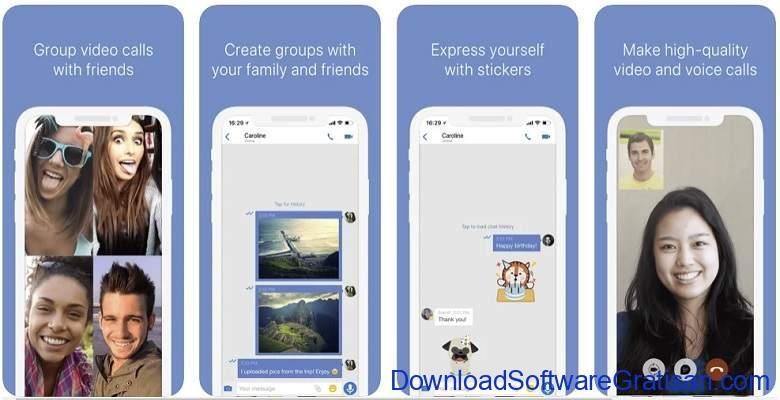 Aplikasi Video Call Gratis Terbaik - IMO