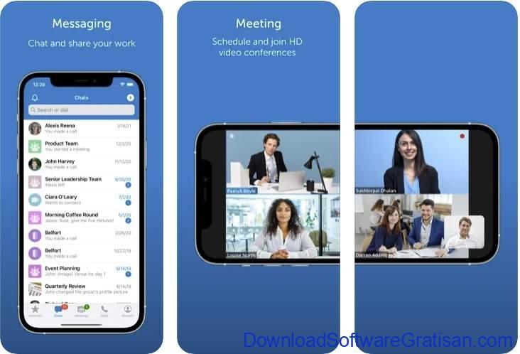 Aplikasi Video Call Gratis Terbaik - StarLeaf