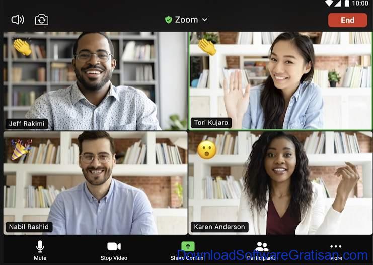 Aplikasi Video Call Gratis Terbaik - Zoom