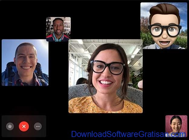 Aplikasi Video Chat Terbaik - FaceTime