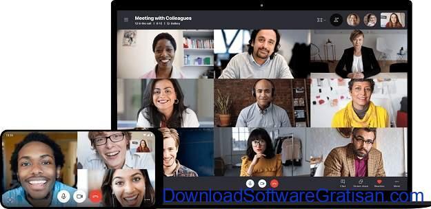 Aplikasi Video Chat Terbaik - Skype