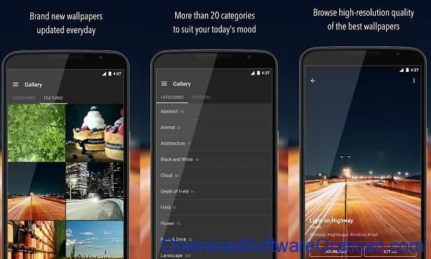Aplikasi Wallpaper Keren Android - Wallpapers HD - Pixels