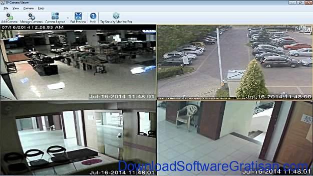 Aplikasi Webcam Terbaik untuk PC atau Laptop IP Camera Viewer