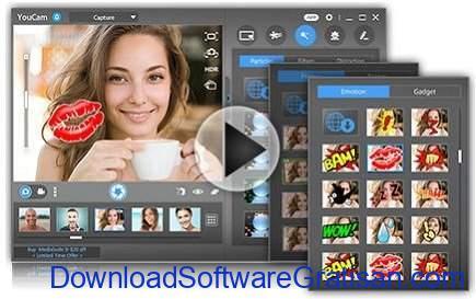 Aplikasi Webcam Terbaik untuk PC atau Laptop YouCam