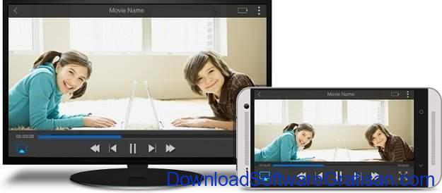 Aplikasi pemutar video gratis terbaik untuk Android Wondershare Player