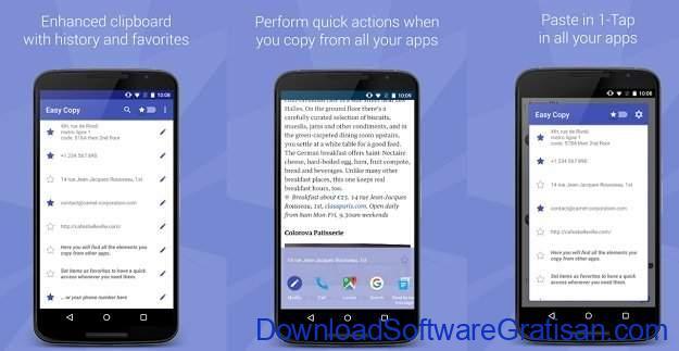 Aplikasi unik Android yang mungkin tidak pernah kamu bayangkan Easy Copy