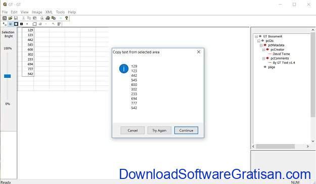 Aplikasi untuk Convert PDF ke Excel Gratis Terbaik GT Text